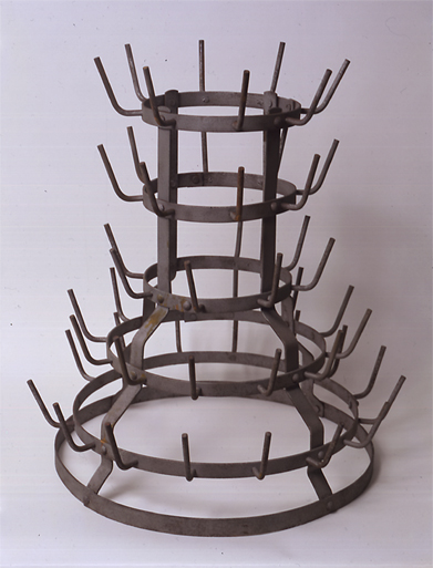 ART oenologique Bottle_Rack