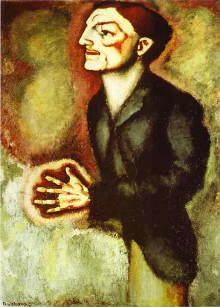 Portrait of Dr. R. Dumouchel