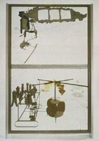 Marcel Duchamp, The Bride Stripped Bare by Her Bachelors, Even aka the Large Glass